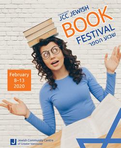 JCC Jewish Book Festival 2020